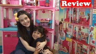 Review Casa da Barbie Dreamhouse 2015