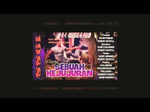 Film Jadul Indo, Ayu Azhari, William Bell Sullivan - Harga Sebuah Kejujuran 1988 (Full Movie)