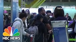 Timeline: How The Coronavirus Spread In The United States   NBC News NOW