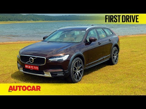 Volvo V90 Cross Country | First Drive | Autocar India