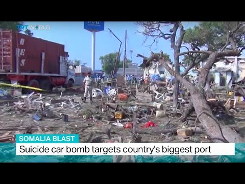 Somalia Blast: Suicide car bomb targets country's biggest port
