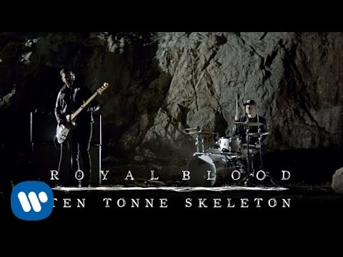 Royal Blood - Ten Tonne Skeleton (Official Video)