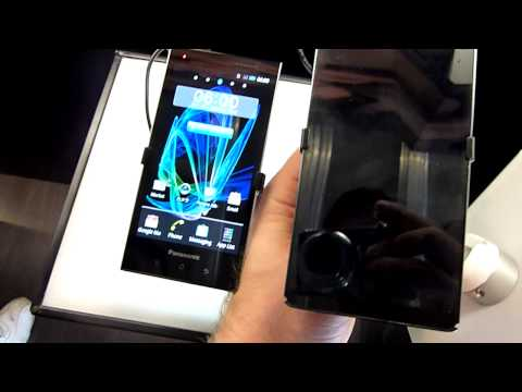 Panasonic Eluga Power Smartphone im Hands-On
