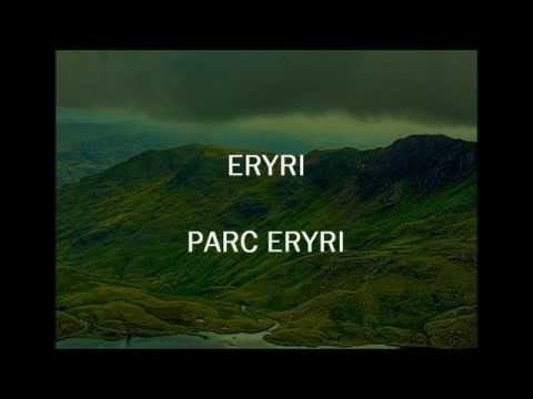 (learning Welsh) How to pronounce ERYRI (Snowdonia)