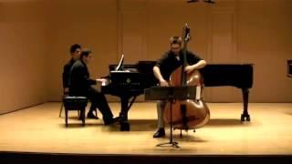 Beethoven: Cello Sonata no. 3, op. 69, 1. Allegro, ma non tanto