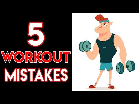 Top 5 Workout Mistakes You're Making & How To Avoid Them! - 동영상