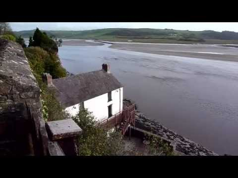 LAUGHARNE, Home of Dylan Thomas