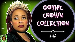 Gothic Crown Collection 2018 | Gothic SoulFlower