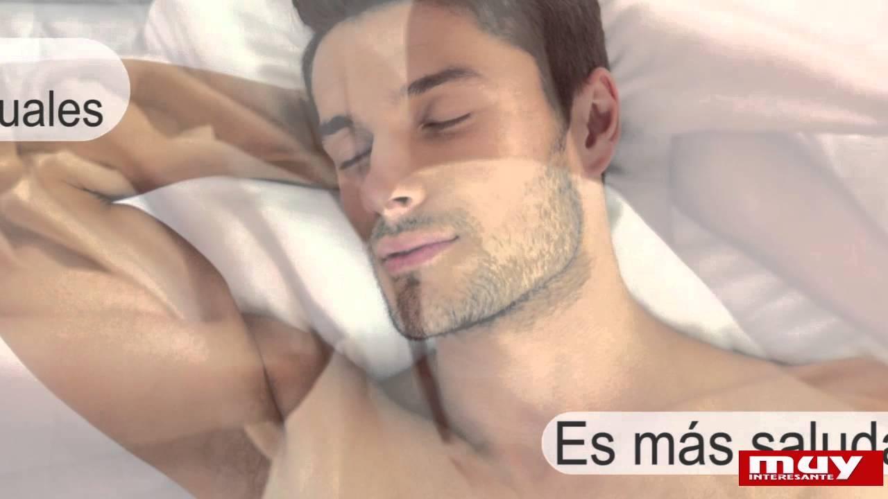 f2f3ca543a Beneficios de dormir desnudo - YouTube