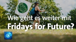 Fridays for FutureSommerkongress Planen für die Zukunft