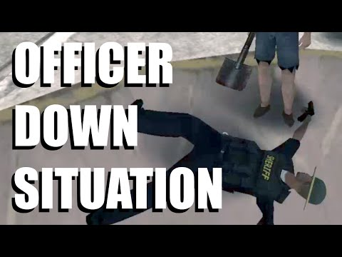 OFFICER DOWN SITUATION - #32 (RCRP)