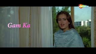 Zindagi Pyar Ka Geet Hai - Padmini Kolhapure - Souten - Popular Hindi Songs - Lata Mangeshkar