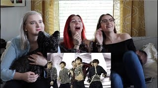 BTS (방탄소년단) - FAKE LOVE MV REACTION