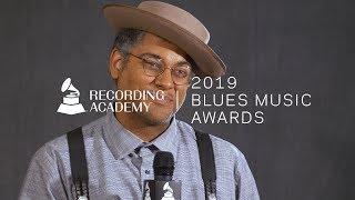 Dom Flemons Talks Best Acoustic Album Nomination At Blues Music Awards