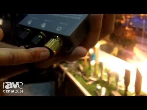 CEDIA 2014: Coastal Source Features the SAS-1 Bluetooth Amplifier