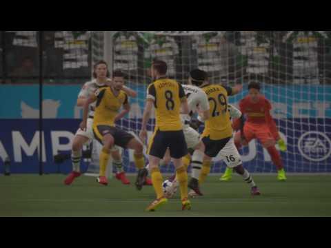 Bor. M'gladbach vs Arsenal