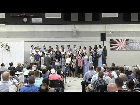 2019 Fairview Christian School Graduation
