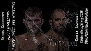 Repeat youtube video The MMA Vivisection - UFC Stockholm: Gustafsson vs. Glover picks, odds, & analysis