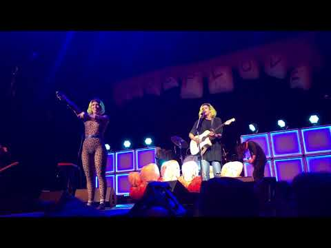 tongue tied - grouplove (live at Amway Center)