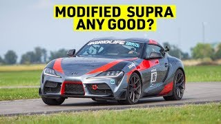 Download How Much Faster is a Modified 2020 Supra than a Stock One? Mp3 and Videos