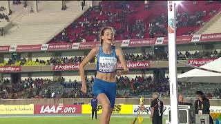 Украинка Ярослава Магучих. Рекорд чемпионатов мира (U-18)