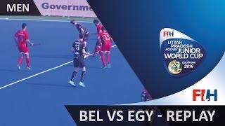 Belgium v Egypt - Men's Hockey Junior World Cup Lucknow