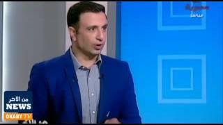 شاهد.. مصطفى يونس يدعو السيسي لحضور مباريات المنتخب
