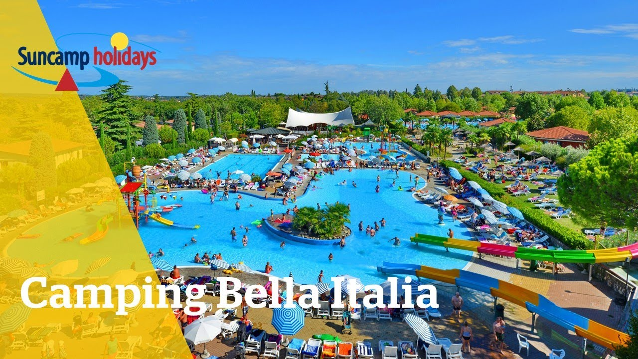 Zwembad De Griffioen Openingstijden 360 Video Pool At Camping Bella Italia Suncamp Holidays