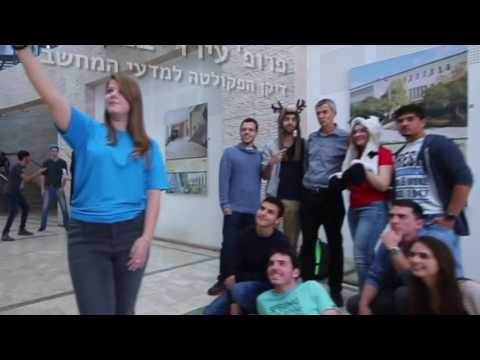 Mannequin Challenge at Technion Israel Institute of Technology