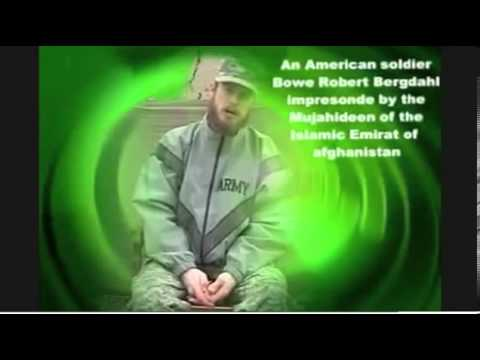 Sgt Bowe Bergdahl appears in hostage video