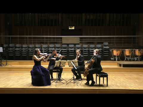 Eliot Quartett: Haydn op. 71 no 2