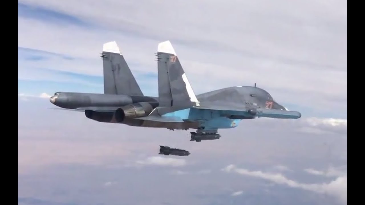 Image result for russian fighters bombing