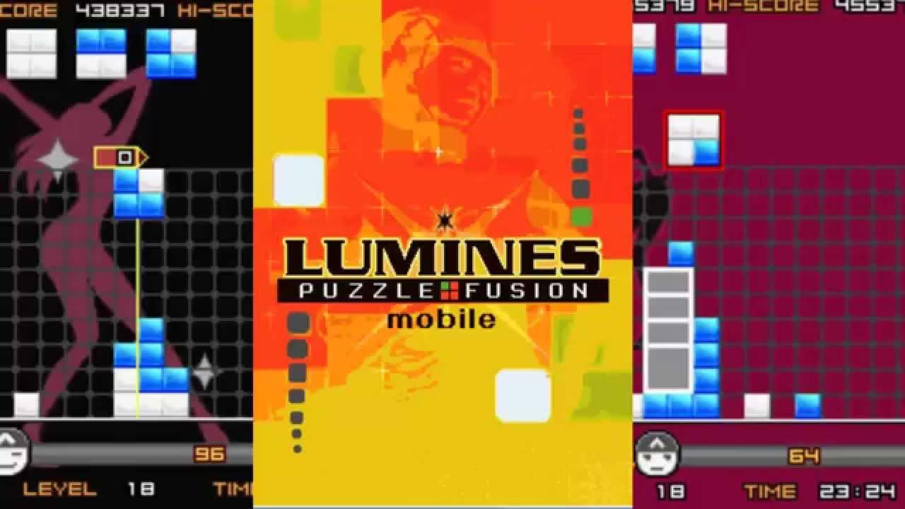 Lumines Mobile