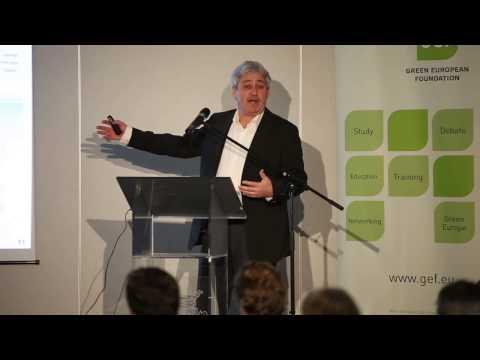 SERIND Brussels: Bernard Mazijn -A Circular Economy within the Context of Sustable Development.