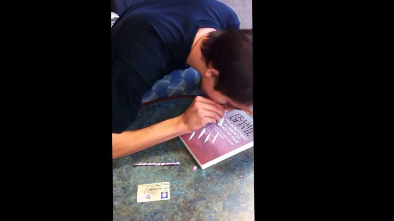 Smith Hall FSU - Snorting Pixie Stix - YouTube