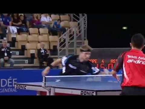 2012 Euro-Asia (D2/G1) MAZE Michael - LI PING [Full Match]