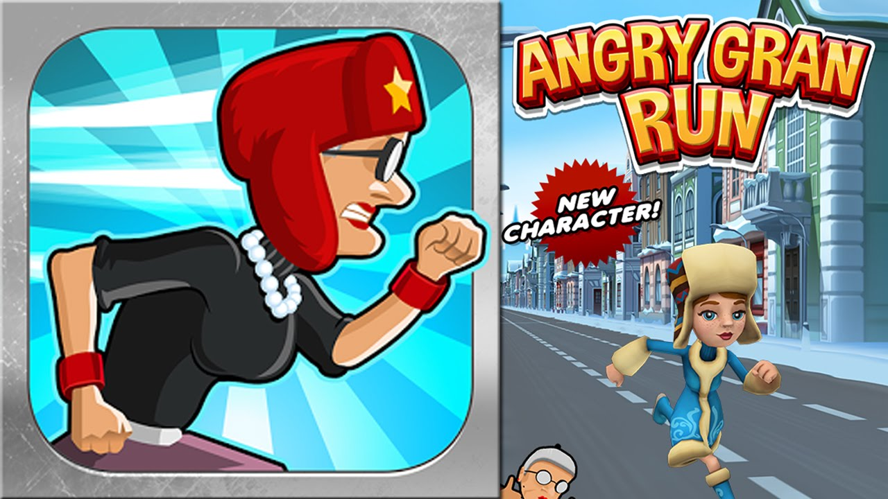 angry gran run angry gran run in cafe bazaar for android 183 cafe bazaar angry gran run. Black Bedroom Furniture Sets. Home Design Ideas