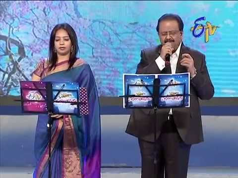 Swarabhishekam - SP Balasubrahmanyam & Srilekha Performance - Sande Poddula Song - 15th June 2014