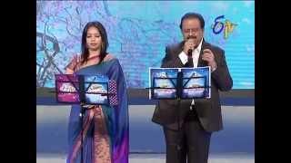 Swarabhishekam SP Balasubrahmanyam & Srilekha Performance Sande Poddula Song 15th June 2014
