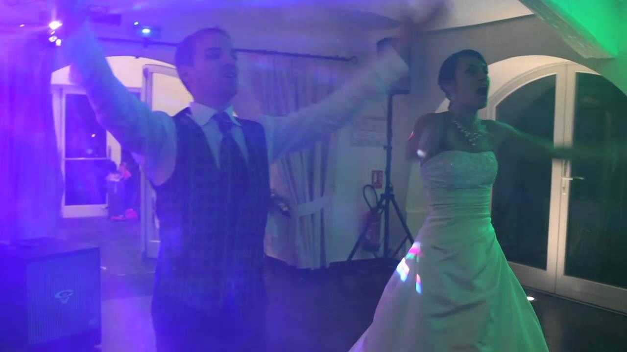 Souvent ouverture bal de mariage choregraphiée (franco/portugais) - YouTube TM41