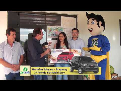 Hestefani Mayara Brandão 3º Prêmio 29.12.2019 - Braganey