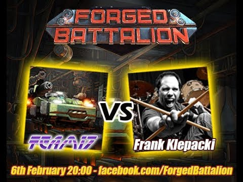Forged Battalion - Livestream with Frank Klepacki!
