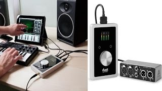 Apogee Duet Professional Stereo Audio Interface For iPad and Mac With Breakout Box Bundle