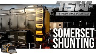 Train Sim World West Somerset Class 09 Shunting | Funny Moments Gameplay