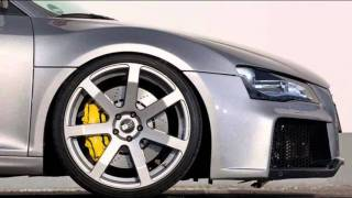 TC-Concepts Audi R8 Toxique 2011 Videos