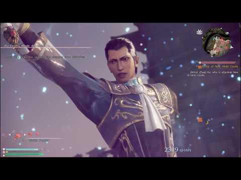 Dynasty Warriors 9 - Zhuge Dan is Broken.