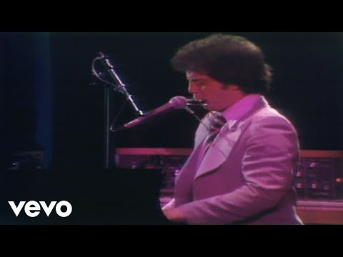 Billy Joel - Piano Man (from Tonight - Connecticut 1976)