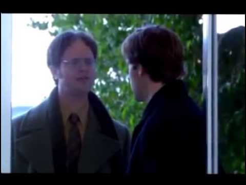 THIS is the BEST Jim and Dwight Moment   YouTube