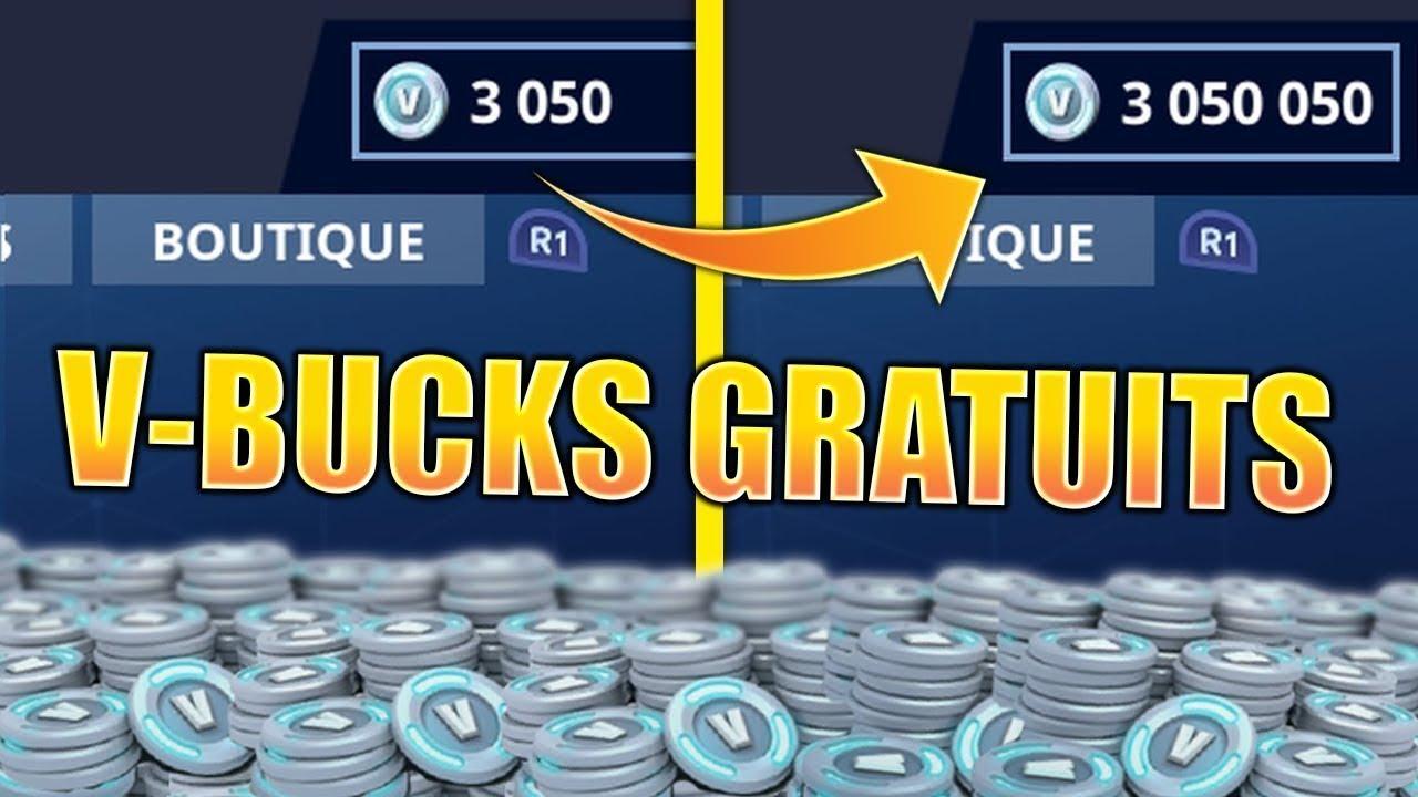 Carte Cadeau V Bucks.Comment Avoir Beaucoup De V Bucks Et De Cartes Cadeau Totalement