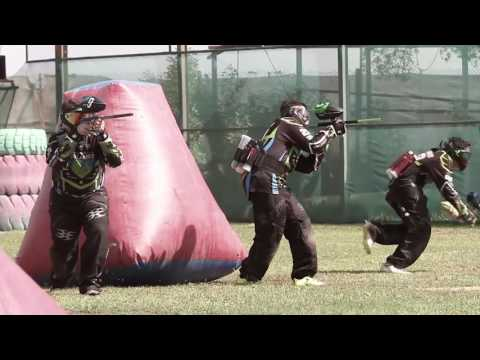 Are you ready to play Paintball..?